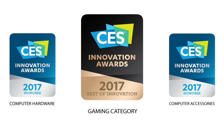 Z Gaming Mouse CES Awards